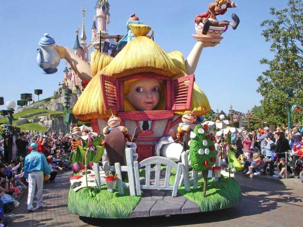 Vacaciones en Disneyland